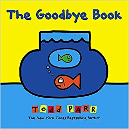 The goodbye book, a book about death for kids