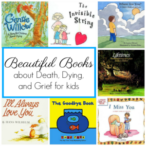 Books about Death for Kids