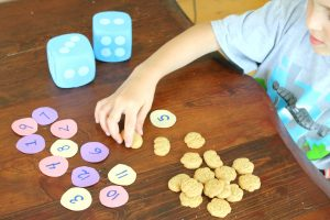 Bear-y Fun Preschool Math Games!
