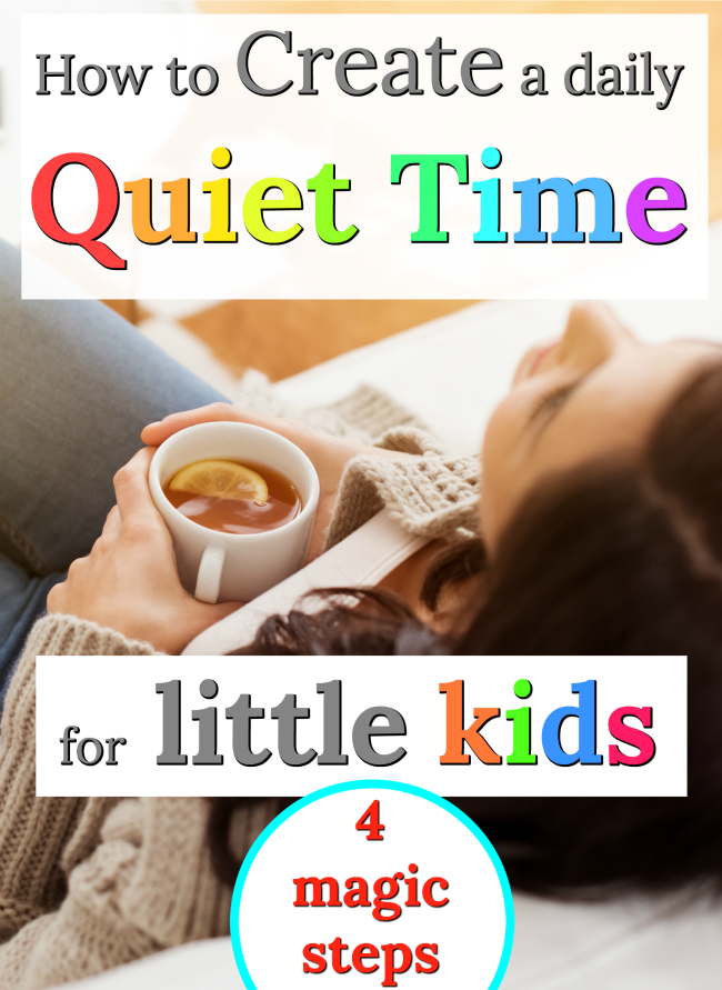 The best quiet time advice for moms! How to get kids to actually have a quiet time and the best independent activities for kids too! #howweelearn #quiettime #independentactivities #stayathomemom #preschoolactivities # preschoollearning #parentingtips #toddlers #preschoolers #mom