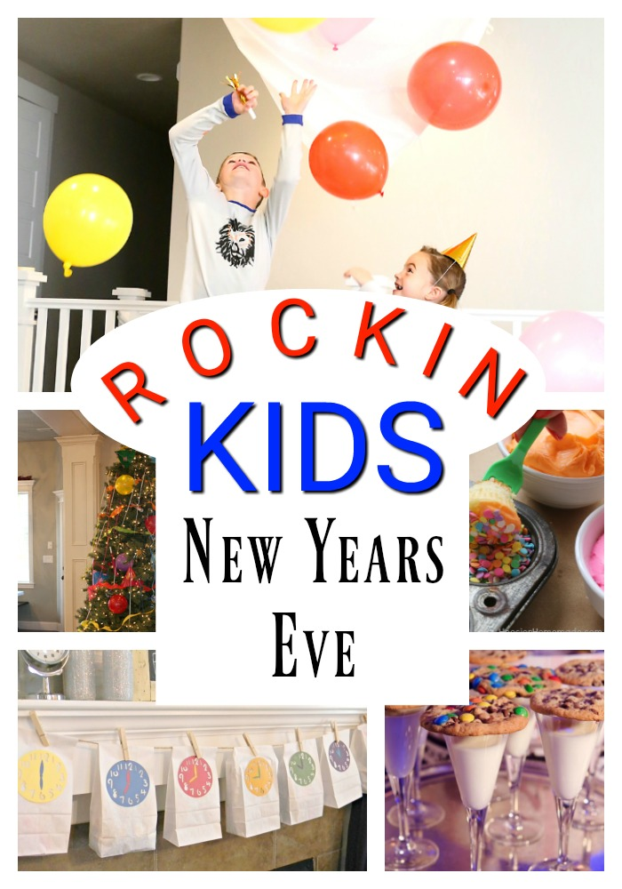 Rockin New Years Eve Ideas For Families How Wee Learn