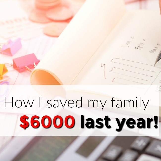 SO simple! This is such a fabulous way to save money as a family. #moneytips #moneysavingtips #moneysaving #moneygoals #savingmoney #savingtips #savings