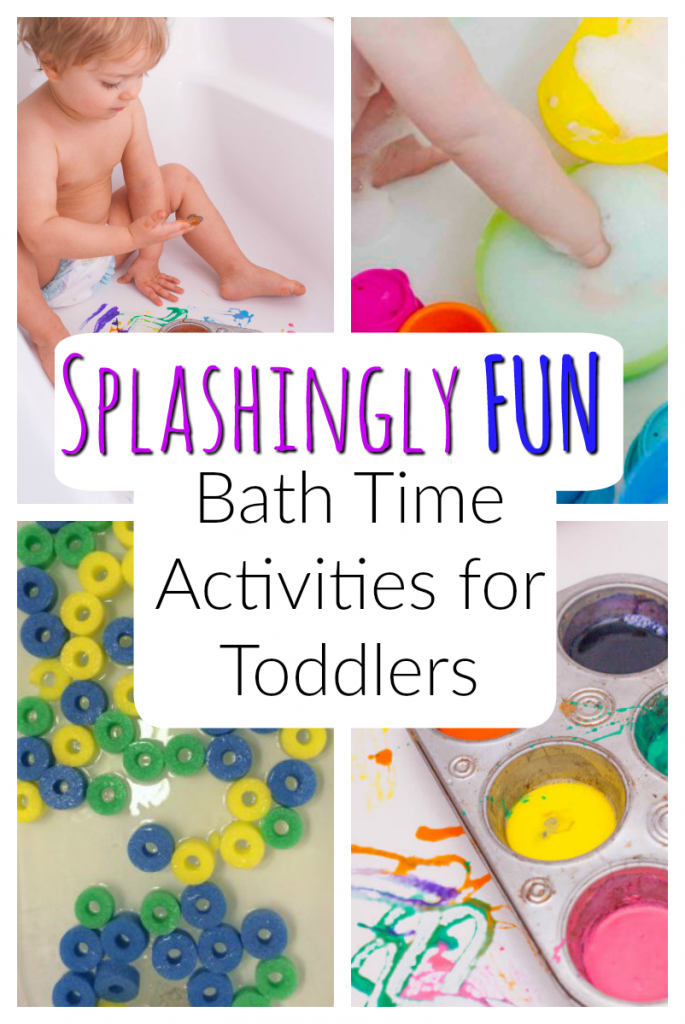 Such Fun Bath Time Activities For Toddlers Great Play Ideas Kids To Do In