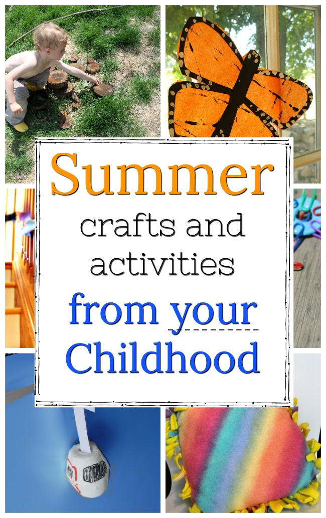 Awesome summer crafts and activities for kids! These are such easy ways to enjoy the summertime with your kids. #howweelearn #summer #summeractivities #craftsforkids #summercrafts #kidscrafts #kidsactivities