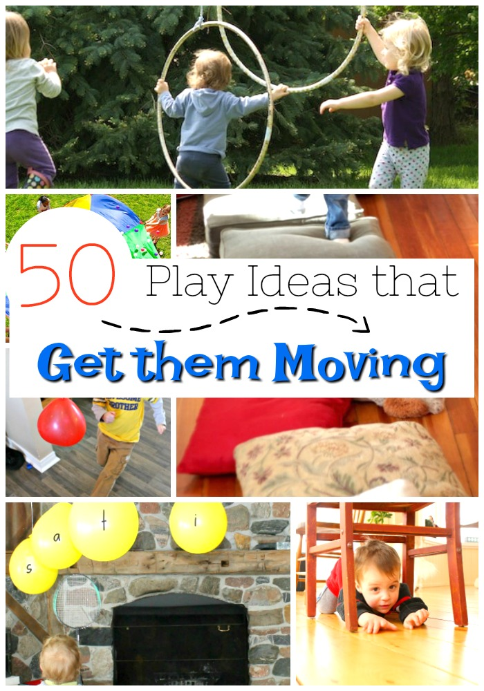 Fabulous gross motor activities for toddlers and preschoolers. These are great activities to get kids moving and burning that energy! #howweelearn #grossmotor #preschoolactivities #toddleractivities #playideas