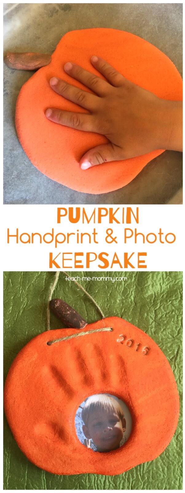Never forget how adorable your little one looked this Halloween with this simple Halloween photo keepsake. Here you'll find a variety of easy Halloween crafts for your kids, toddlers and preschoolers. #Howweelearn #Halloweencrafts #Craftsforkids