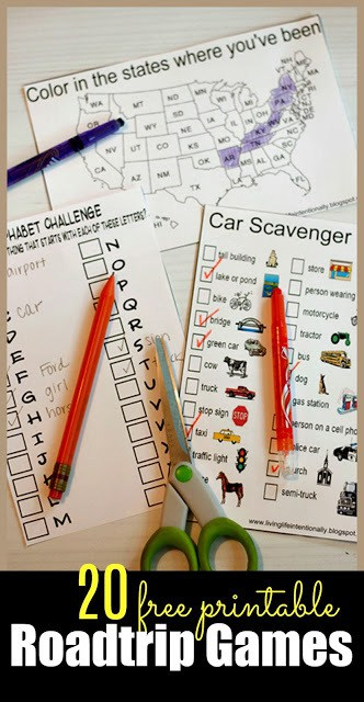 We trust that this collection of road trip printables will keep your kids happy and occupied. Some of these activities are adaptable to circumstances beyond road trips. You can find more stellar busy bags for babies, toddlers, preschoolers and kids by clicking here! #howweelearn #busybags #quiettime #finemotor #preschoolactivities #kidsactivities
