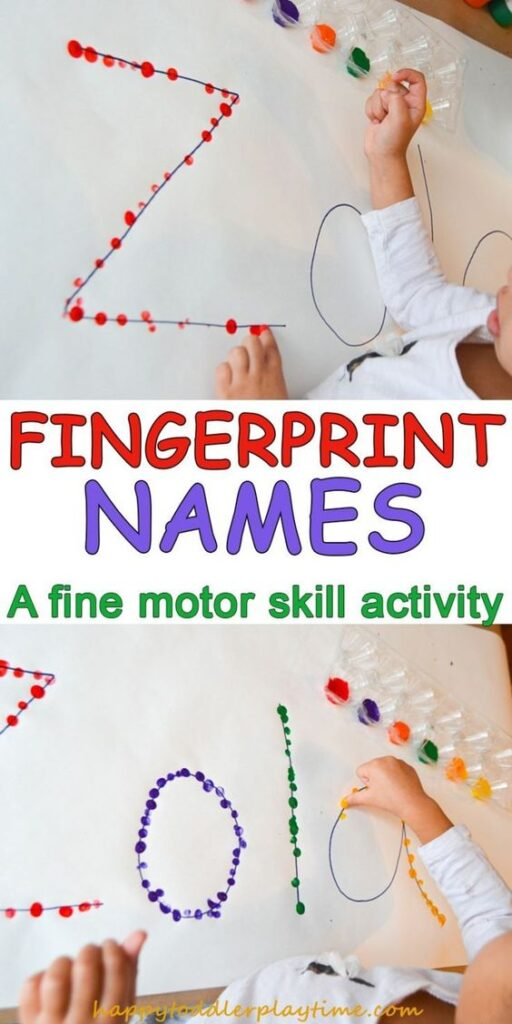 Preschoolers can be creative while practicing letter formation. Keep learning fresh and exciting with this awesome collection of letter activities for preschool! #howweelearn #abc #alphabet #alphabetactivities #letters #lettersounds #preschool