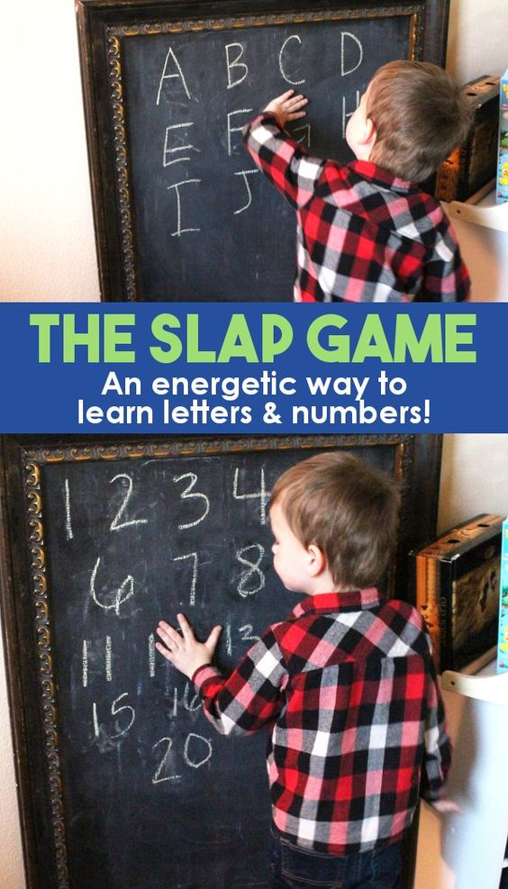 This quick-paced energetic letter game will have your preschooler begging to play again. Keep learning fresh and exciting with this awesome collection of letter activities for preschool! #howweelearn #abc #alphabet #alphabetactivities #letters #lettersounds #preschool