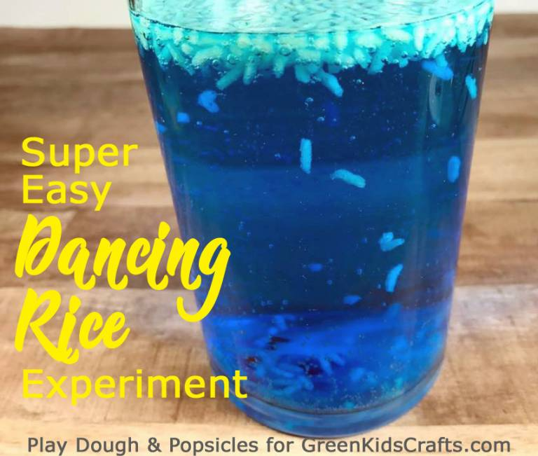 Your children will be mesmerized as they explore how to make the rice dance. This is a twist on the classic vinegar and baking soda experiment. STEM and STEAM activities like this one are perfect for engaging children's natural curiosity. Here is a list of rich activities for toddlers, preschoolers and kids of all ages. #howweelearn #stem #steam #scienceforkids #learningactivities