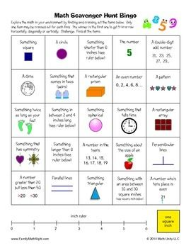 Here is a fun and easy way get young minds warmed up for math exploration: a math scavenger hunt! Not only are these activities thrilling, they keep kids active and encourage collaboration and problem solving.  Check out our massive list of ideas here! #howweelearn #scavengerhunt #kidsactivities #preschoolactivities