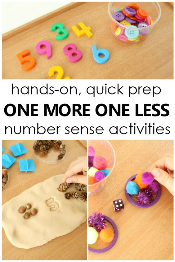 Here you will find more play-based number activities for preschoolers to keep them practicing their counting, number recognition and one-to-one correspondence. #howweelearn #numbers #numbersense #numeracy #counting