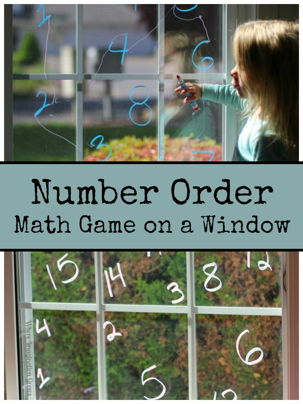Add some flair to your number learning with window markers and these fun games! Here you will find more play-based number activities for preschoolers to keep them practicing their counting, number recognition and one-to-one correspondence. #howweelearn #numbers #numbersense #numeracy #counting