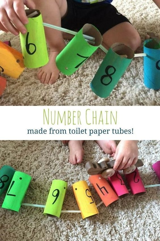 Keep you preschoolers hands busy while they practice their counting. Here you will find more play-based number activities for preschoolers to keep them practicing their counting, number recognition and one-to-one correspondence. #howweelearn #numbers #numbersense #numeracy #counting