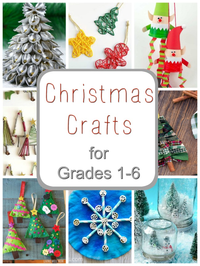 Christmas Crafts For Kids How Wee Learn