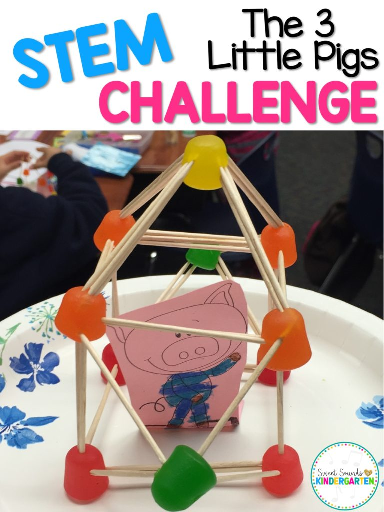 Stem Activities For Kindergarten At Home How Wee Learn