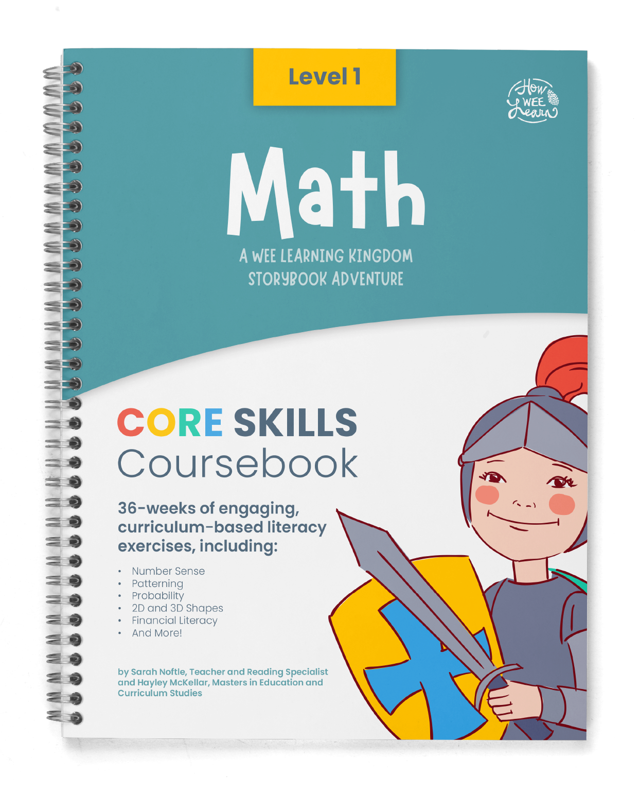 Level One Math Core Skills Coursebook