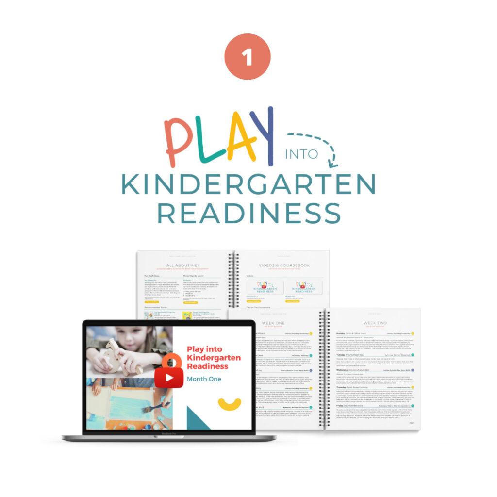 Step 1: Play into Kindergarten Readiness
