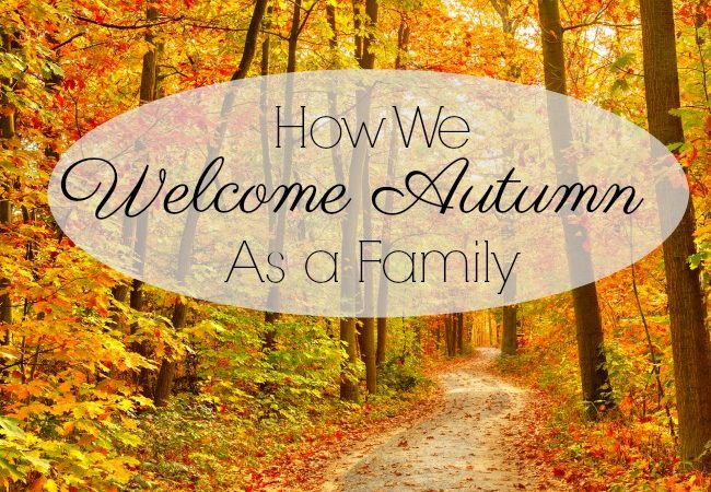 Crafts, activities, decorations, and recipes! This is what we do in our home during the Fall or Autumn